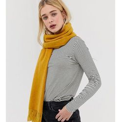 ochre yellow blanket scarf - yellow marki Accessorize