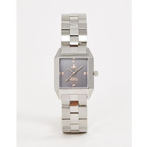Vivienne Westwood VV143GYSL ladies portobello quartz watch in silver - Silver