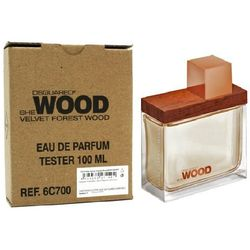 Dsquared2 She Wood Velvet Forest Wood, Woda perfumowana - Tester, 100ml