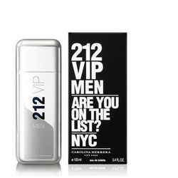 Prezent - Carolina herrera 212 vip men 100 ml - carolina herrera 212 vip men 100 ml (8411061723760)