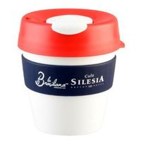 Keep cup Keepcup x cafe silesia biały 227 ml