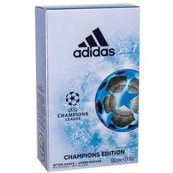 Adidas Champions League UEFA Champion Edition IV, 100 ml. Woda po goleniu - Adidas